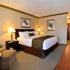 Отель BEST WESTERN PLUS Brookside Inn 2* Стандартный номер с различными типами кроватей