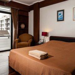 Отель House By The Pond 3* Студия с различными типами кроватей фото 8