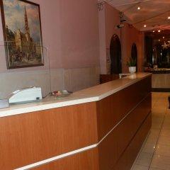 Отель Safestay Brussels интерьер отеля