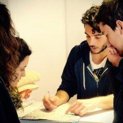 Pars Teatro Hostel (ex. Albareda Youth Hostel) Барселона помещение для мероприятий
