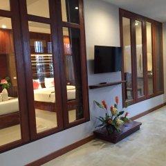 Отель Dusit Buncha Resort Koh Tao 3* Стандартный номер с 2 отдельными кроватями