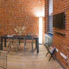 Дизайн-отель Brick 4* Люкс с различными типами кроватей фото 25