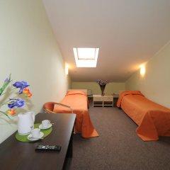 Гостиница Ирис 3* Стандартный номер разные типы кроватей фото 28