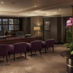 Отель Hyatt Regency London - The Churchill 5* Стандартный номер с различными типами кроватей фото 12