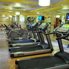 Отель Jad Hotel Suites Иордания, Амман - отзывы, цены и фото номеров - забронировать отель Jad Hotel Suites онлайн фитнесс-зал