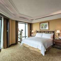 Отель The Peninsula Bangkok комната для гостей