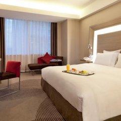 Отель Novotel Shenzhen Watergate Китай, Шэньчжэнь - отзывы, цены и фото номеров - забронировать отель Novotel Shenzhen Watergate онлайн комната для гостей