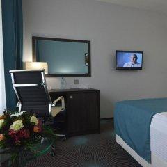 Гостиница AQUAMARINE Hotel & Spa в Курске 4 отзыва об отеле, цены и фото номеров - забронировать гостиницу AQUAMARINE Hotel & Spa онлайн Курск удобства в номере фото 2