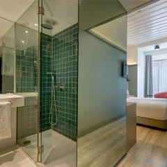 Отель Vincci Baixa 4* Стандартный номер с различными типами кроватей фото 15