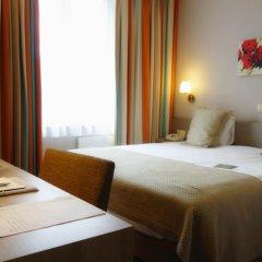 Leopold Hotel Brussels EU 3* Стандартный номер с различными типами кроватей фото 2