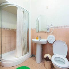 Мини-Отель Компас Кровать в мужском общем номере с двухъярусной кроватью фото 7