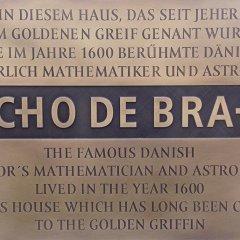 Отель U Zlatého Gryfa Чехия, Прага - отзывы, цены и фото номеров - забронировать отель U Zlatého Gryfa онлайн интерьер отеля