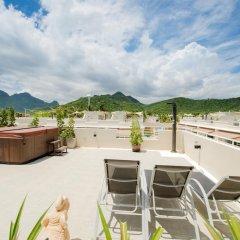 Отель Oriental Beach Pearl Resort 3* Люкс с различными типами кроватей фото 12