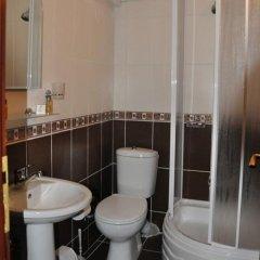 Kayra Hotel Турция, Корлу - отзывы, цены и фото номеров - забронировать отель Kayra Hotel онлайн ванная