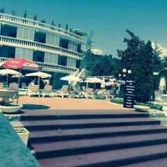 Отель Merlin Park Resort Тирана пляж фото 2