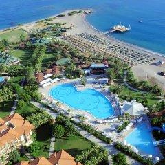 Justiniano Club Park Conti – All Inclusive Турция, Окурджалар - отзывы, цены и фото номеров - забронировать отель Justiniano Club Park Conti – All Inclusive онлайн балкон