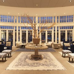 Grand Hotel Ter Duin интерьер отеля фото 2
