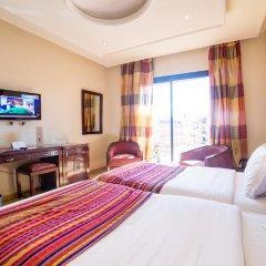 Hotel Les Trois Palmiers 3* Номер Комфорт с различными типами кроватей фото 5
