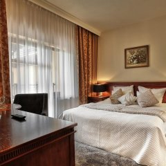 Grand Hotel Stamary Wellness & Spa 4* Стандартный номер с различными типами кроватей