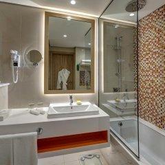 Al Khoory Atrium Hotel 4* Номер Делюкс с различными типами кроватей