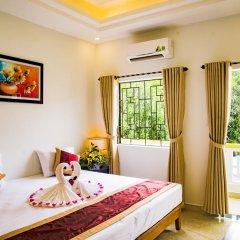 Отель Mi Kha Homestay 3* Улучшенный номер с различными типами кроватей фото 11