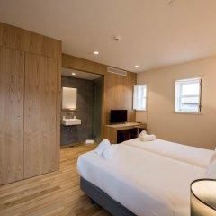 Отель Bluesock Hostels Porto 2* Стандартный номер 2 отдельные кровати фото 4