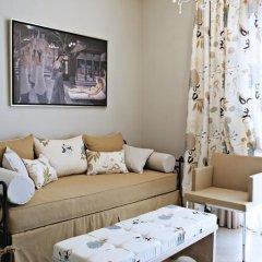 Отель Antigoni Beach Resort 4* Полулюкс с различными типами кроватей фото 14