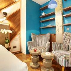 Отель Le Robinet dOr 3* Стандартный номер с различными типами кроватей фото 8