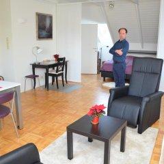 Отель B2B-Flats Ternat Улучшенные апартаменты с различными типами кроватей фото 44