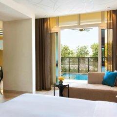 Park Hyatt Abu Dhabi Hotel & Villas 5* Стандартный номер с двуспальной кроватью фото 5
