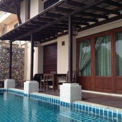 Отель Seashell Resort Koh Tao 3* Вилла с различными типами кроватей фото 21