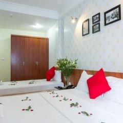 The Queen Hotel & Spa 3* Стандартный семейный номер разные типы кроватей фото 4