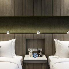 Hotel IKON Phuket 4* Улучшенный номер двуспальная кровать фото 7
