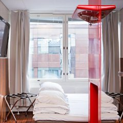 Omena Hotel Yrjonkatu комната для гостей фото 4