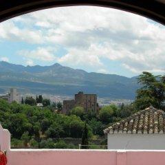 Отель Santa Isabel La Real балкон