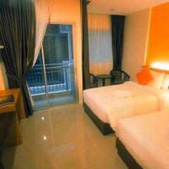 Отель Breezotel Стандартный номер с 2 отдельными кроватями фото 11