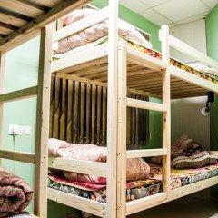 Хостел Sleep&Go Кровать в общем номере с двухъярусной кроватью фото 21