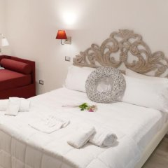 Отель Your Vatican Suite Стандартный номер с различными типами кроватей фото 3