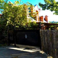 Гостиница Zelena Sadyba Holodnoyarskyi Zorepad парковка