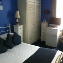 Kipps Brighton Hostel Стандартный номер с различными типами кроватей фото 8