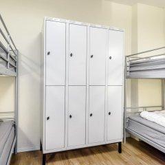 City Hostel Кровать в общем номере фото 20
