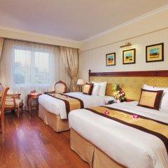 Grand Hotel Saigon 5* Номер Делюкс с различными типами кроватей фото 6