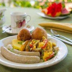 Отель Villa Paola Jamaica питание фото 2