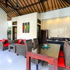 Отель Aleesha Villas 3* Улучшенная вилла с различными типами кроватей фото 26