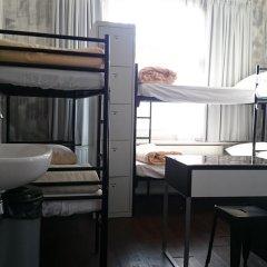 Amigo Budget Hostel Кровать в общем номере с двухъярусной кроватью фото 2
