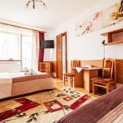 Отель Chata Pod Jemiola 2* Стандартный номер фото 36
