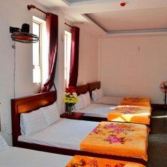 Minh Trang Hotel Стандартный семейный номер с двуспальной кроватью фото 6