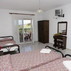 Отель Mythos Bungalows комната для гостей фото 2