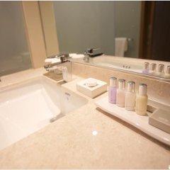Lotte City Hotel Myeongdong 4* Стандартный номер с двуспальной кроватью фото 3