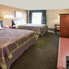 Отель Super 8 Motel - Columbus 2* Стандартный номер фото 5